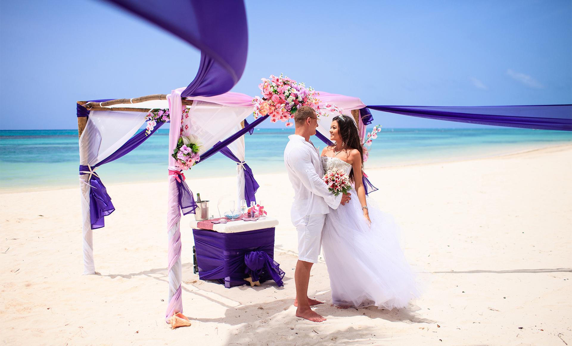 Свадьба на курорте фото