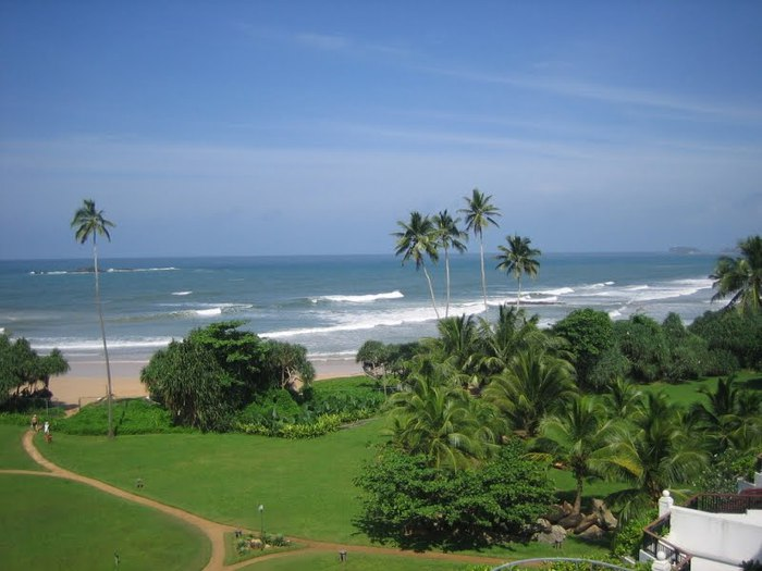 Территория отеля Lanka Supercorals 2* (Ланка Суперкоралс)