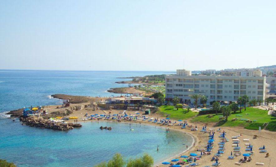 эконом отели кипра с хорошим пляжем