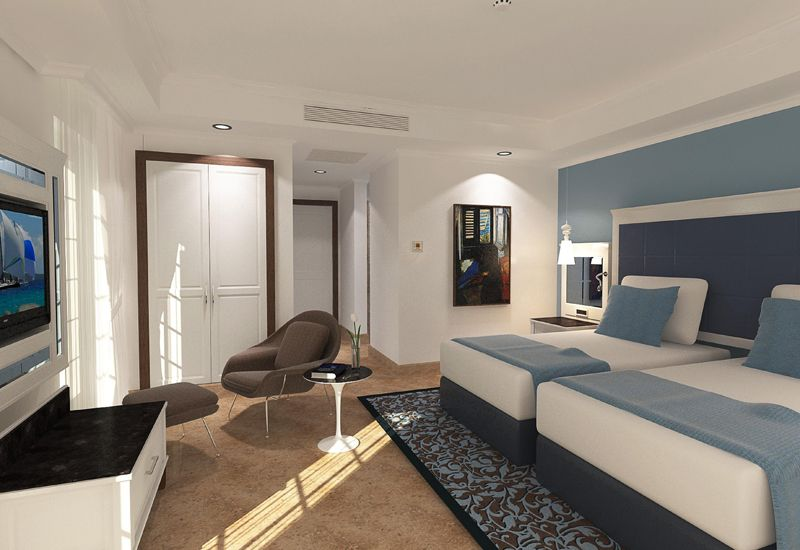 Номер отеля Azure Villas By Cornelia 5*
