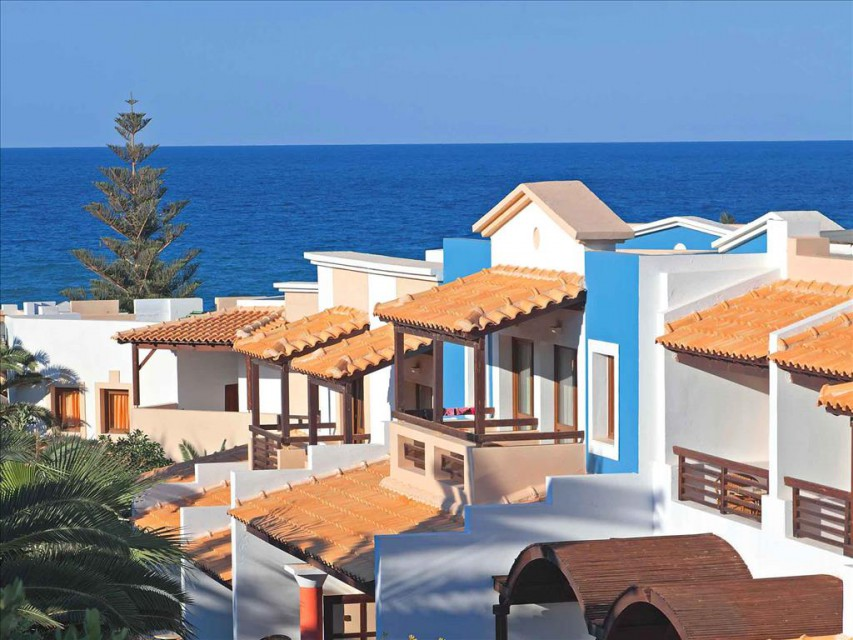 море отеля Aldemar Knossos Royal 5*