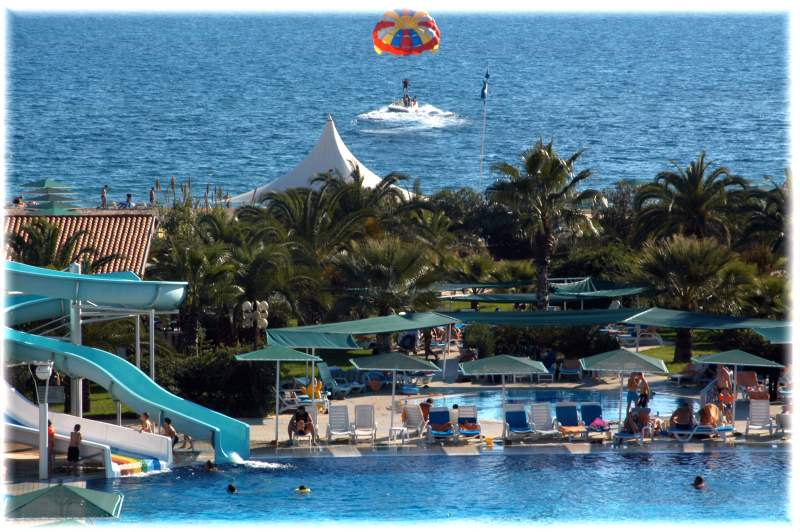отель отеля Attaleia Holiday Village 5* HV1