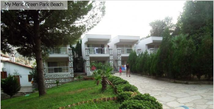 _ отеля Dora Beach Turunc (Ex Green Park Beach) 4*  (Дора Бич Турунк)