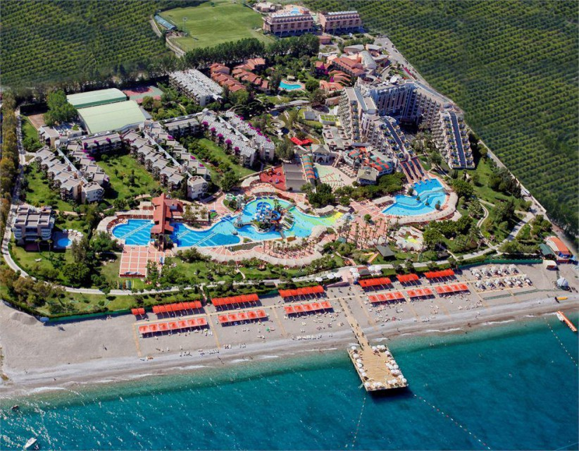 отель отеля Limak Limra Resort Hotels 5*  (Лимак Лимра Резорт Отель)