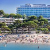 пляж отеля 4r Salou Park Resort i 4*  (4р Салоу Парк Резорт 1)