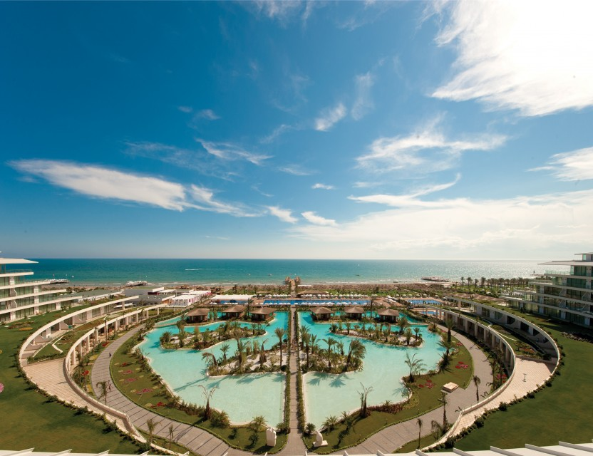 12 отеля Maxx Royal Belek Golf Resort 5* HV1 (Макс Роял Белек Гольф Ресорт)