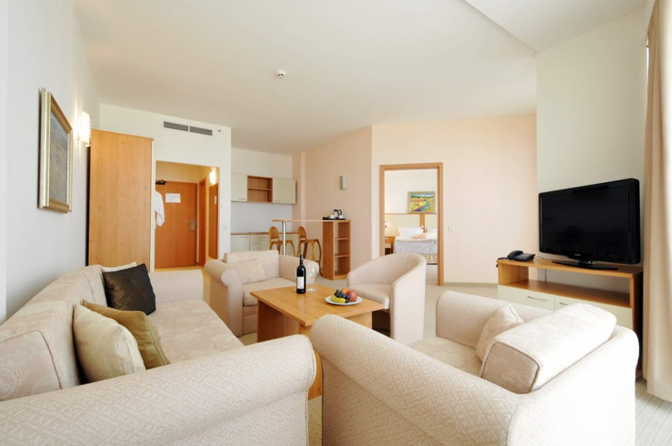 Family Room отеля Doubletree By Hilton 5*
