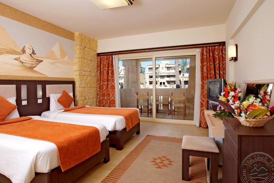 Standard отеля El Hayat Sharm Resort 4*  (Ель Хайат Шарм)