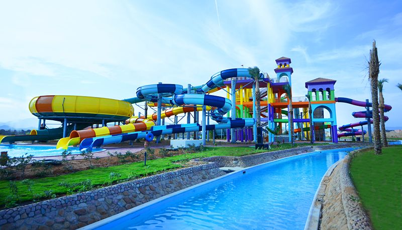 _ отеля Charmillion Club Aqua Park 5*  (Чармилион Клаб Аква Парк)