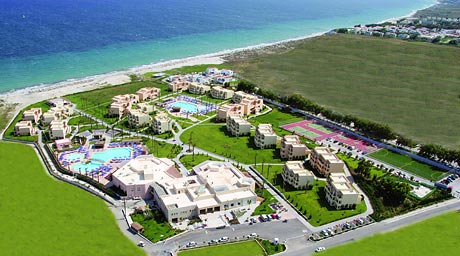 вид отеля Horizon Beach Resort 4* +