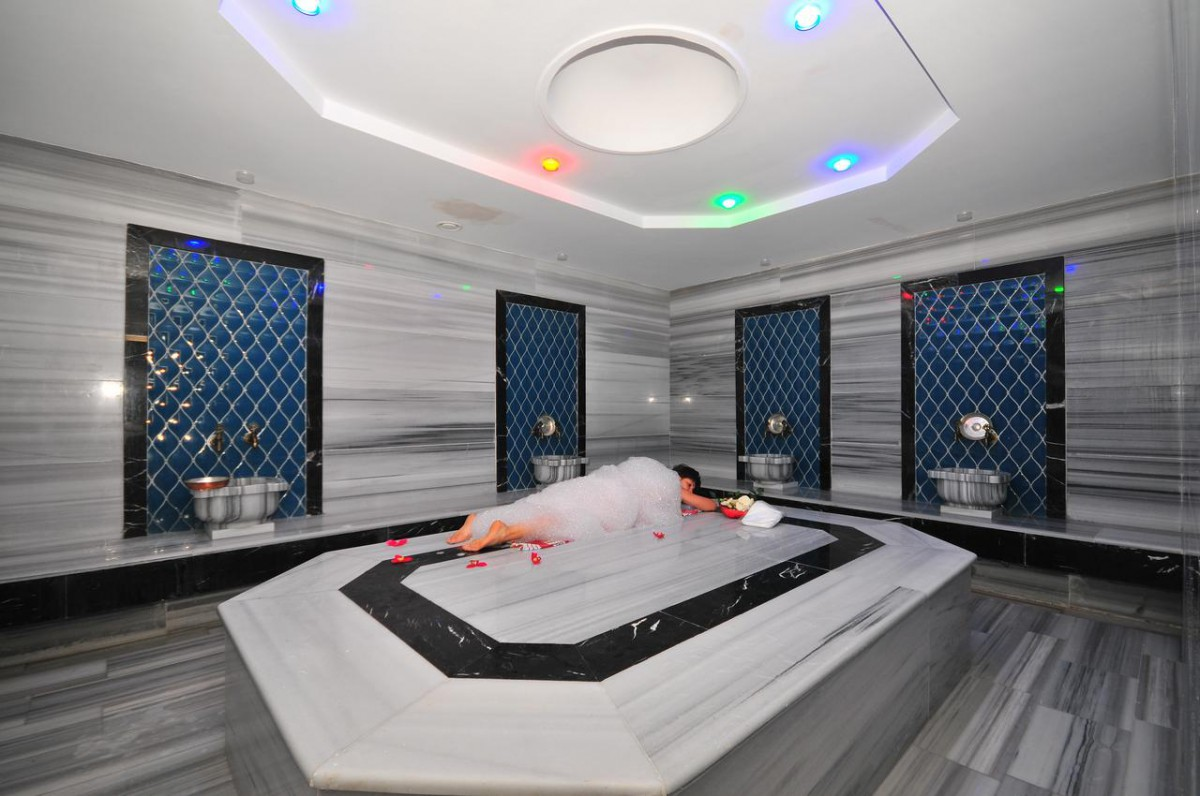 spa отеля Blue Bay Platinum 5*  (Блу Бей Платинум)