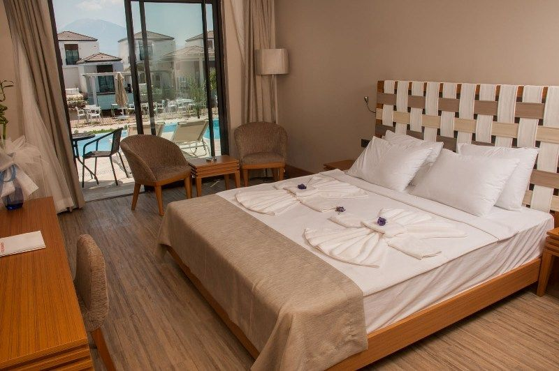 Номер отеля Jiva Beach Resort 5*