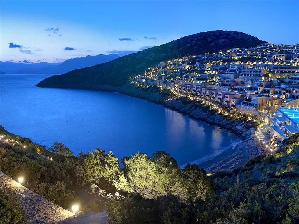 Отель отеля Daios Cove Luxury Resort 5* HV1 (Дайос Кове Резор)