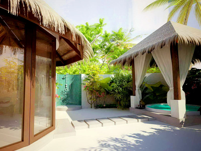 Robinson Club Maldives 4* отеля Robinson Club Maldives 4*  (Робинзон Клаб Малдивс)