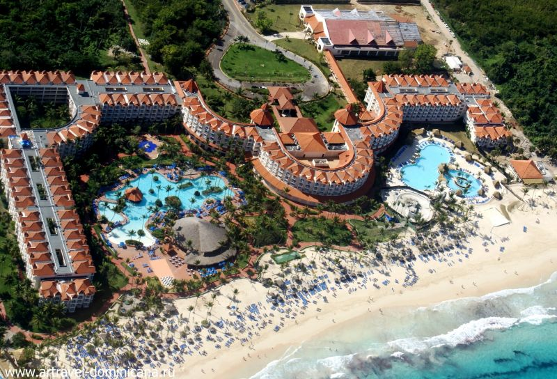 отель отеля Occidental Caribe 4* + (Оксидентал Кариб)