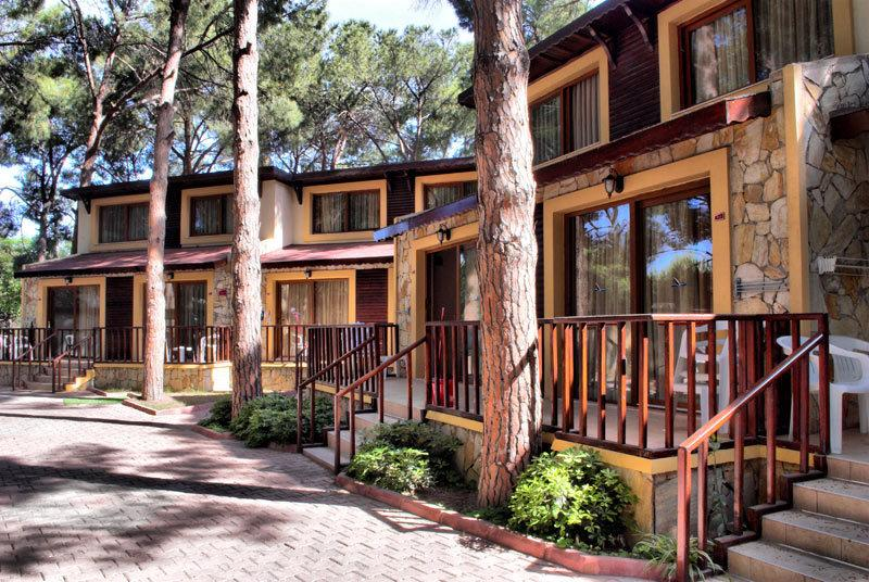 . отеля Omer Holiday Resort 5* HV1 (Омер Холидей Резорт)