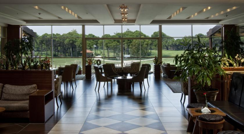 Ресторан отеля Sueno Hotels Golf Belek 5*  (Sueno Hotels Golf Belek)