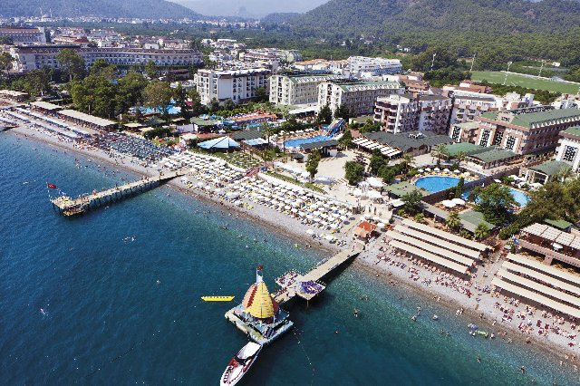 отель отеля Pgs Hotels Rose Residence Beach 5*  (Pgs Hotels Rose Residence Beach)