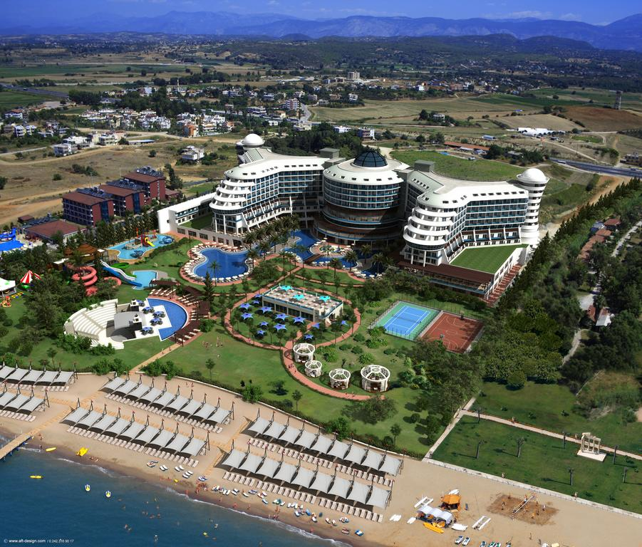 Вид отеля Sea Planet Resort & Spa 5*  (Си Пленет Резорт Спа)
