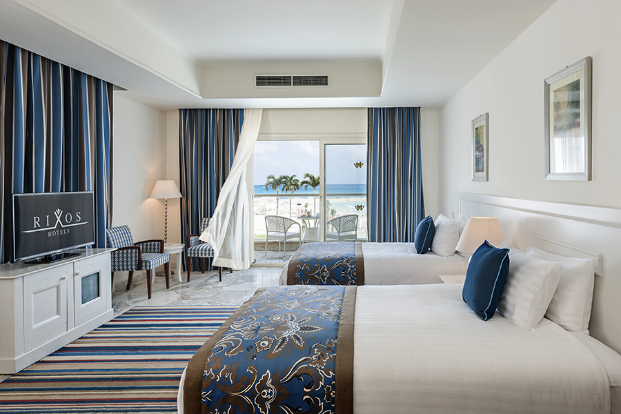 category of room отеля Rixos Alamein 5*  (Риксос Алямейн)