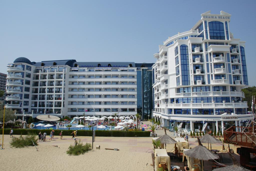Отели отеля Chaika Beach & Spa Hotel 4* + (Чайка Резорт)