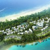 пляж отеля Sanya Palace Resort Yalong Bay 5*  (Санья Пелес Резот Ялонг Бэй)