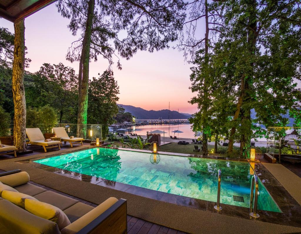 Вилла отеля Club Prive By Rixos Gocek 5*  (Клуб Прайв Риксос Госек)