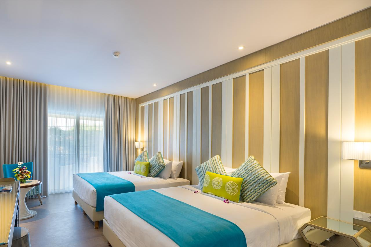 Grand Mirage Resort & Thalasso Bali 4*+