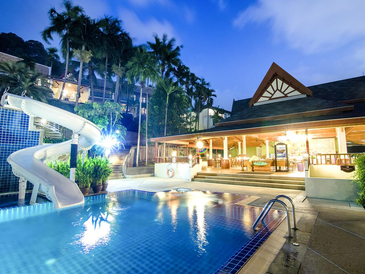 Centara Blue Marine Resort & Spa 4*