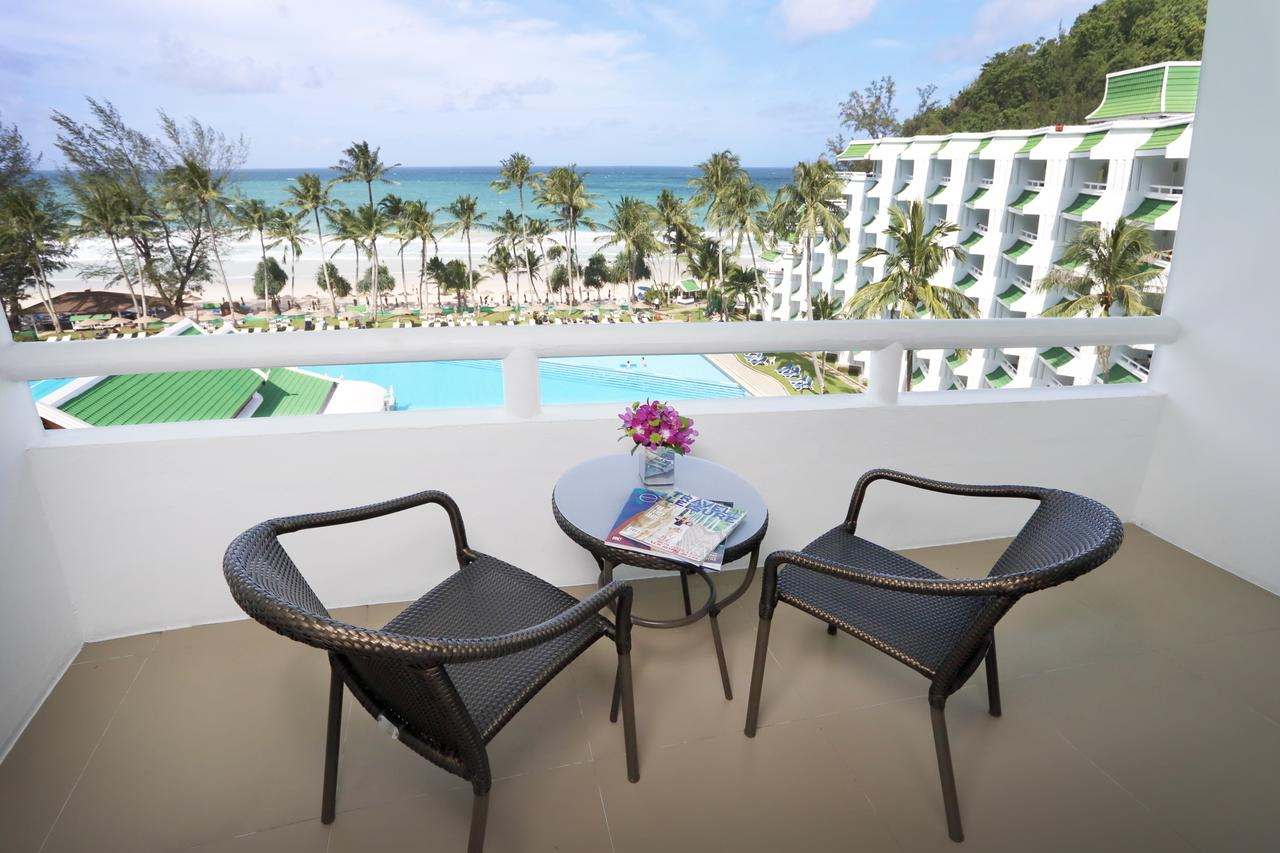 Балкон отеля Le Meridien Phuket Beach Resort 5*  (Ле Меридиан Пхукет Бич Резорт)