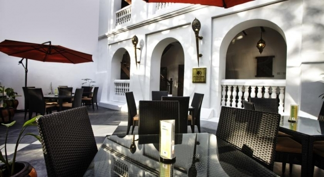 Double Tree By Hilton - Stone Town 4*