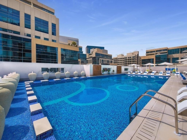 Doubletree By Hilton Dubai Business Bay
