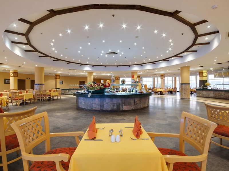 Ресторан отеля Grand Seas Resort Hostmark 5*  (Гранд Сис Резорт Хостмарк)