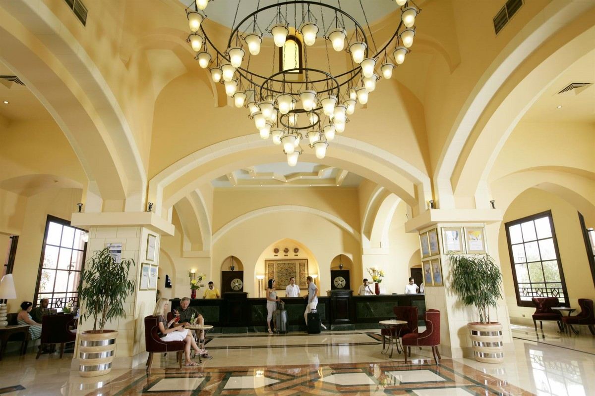 Корпус отеля Club Magic Life Sharm El Sheikh Imperial 5*  (Меджик Лайф Шарм)
