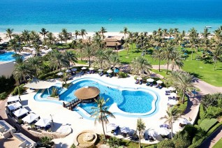 Jebel Ali Palm Tree Court 5*