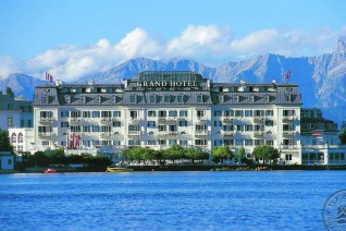 Grand Hotel Zell Am See 4*