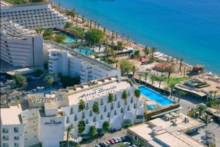 Отель Astral Seaside (ex. Galey Eilat) 4*