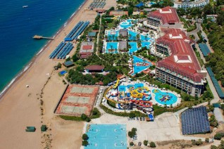 Отель Nashira Resort 5*  Нашира Резорт