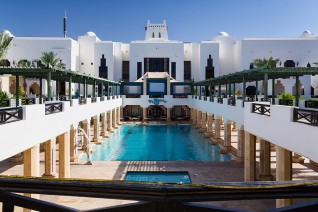 Отель Sharm Plaza 5*  Шарм Плаза Crowne Plaza Resort Sharm El Sheikh