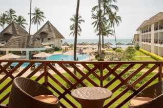 Double Tree Bu Hilton Resort Zanzibar 4*