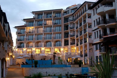 Cliff Beach Obzor 4*