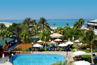 Dubai Marine Beach Resort& Spa 5*