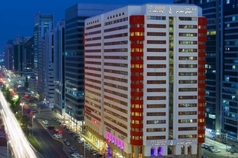 City Seasons Hotel Al Hamra Abu Dhabi 4*