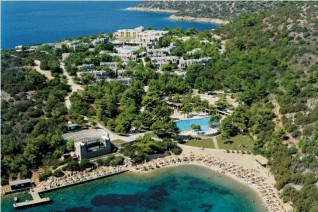 Отель Bodrum Park Resort 5*  Бодрум парк ресорт