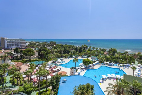 İz Flower Side Beach Hotel 4*