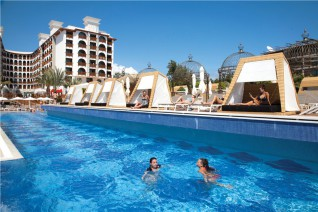 Отель Quattro Beach Resort & Spa 5*  Кватро бич резорт спа