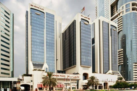 Crowne Plaza Sheikh Zayed Road