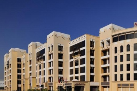 Movenpick Hotel Al Mamzar (ex.Movenpick Hotel Apartments The Square)