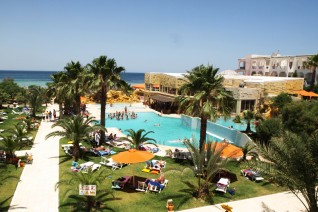 Отель Solarus Golden Beach 4*
