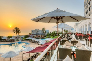 Crown Plaza Hotel Muscat 4*